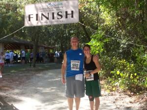 Barefoot Fun Run Eric And Michele
