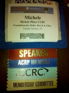 ACRP Name Tag
