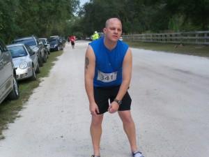 Eric Pre Race