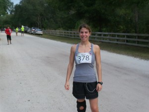 Michele Pre Race