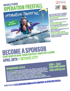 Operation Freefall Flyer