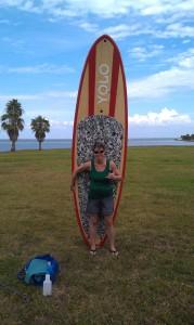 Michele Paddleboard
