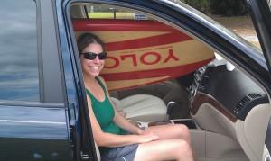 YOLO car