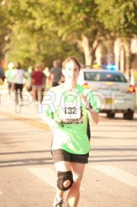 Michele Running Harveys 5k