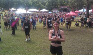 Michele Warrior Dash