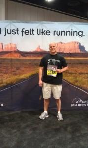 Eric Felt Like Running