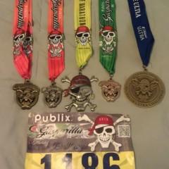 Gasparilla Distance Classic 2013 – Michelob Ultra Challenge Day 2