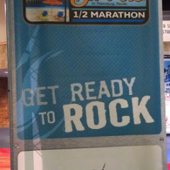 2nd Annual Rock n Roll St Pete Half Marathon Race Recap