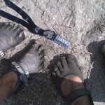 Vibrams Warrior Dash